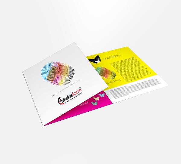 Broşür & Katalog ve El İlanı Baskı Merkezi